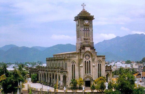 Chánh tòa Kito Nha Trang - Uy Nghi, niềm tự hào của Nha Trang