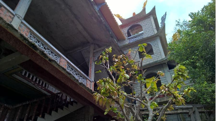 Một góc hình ảnh chùa Hang Mai Vũng Tàu