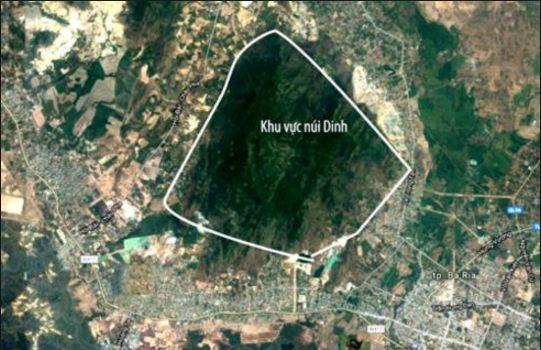 Cùng Khám phá Núi Dinh Bà Rịa Vũng Tàu