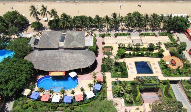 Công viên Phù Đổng điểm vui chơi đa dạng tại Nha Trang