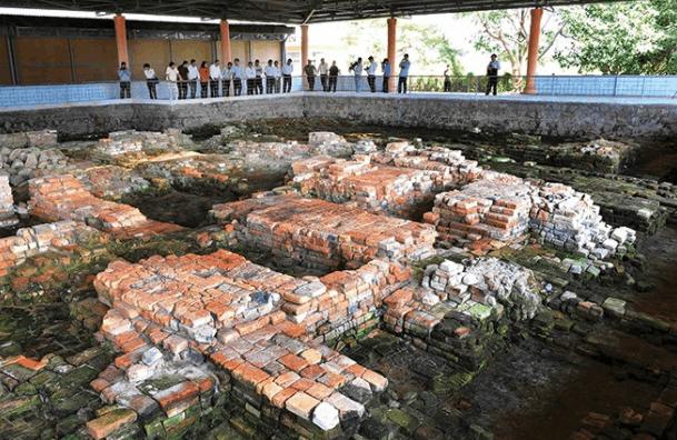 Khám phá khu di tích Óc Eo - An Giang