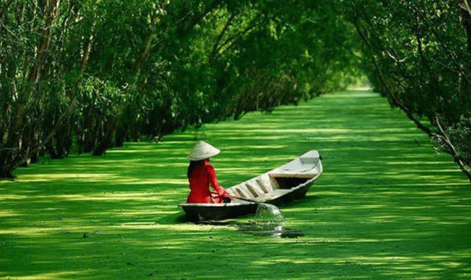 Khám phá miền sông nước An Giang