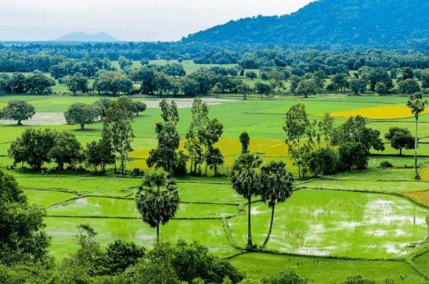 Tà Pạ - Địa điểm du lịch nổi tiếng tại An Giang