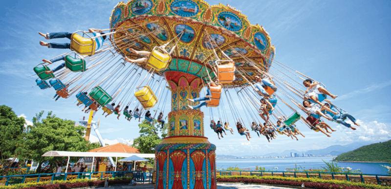 Vui chơi thỏa thích tại Vinpearland - Phú Quốc