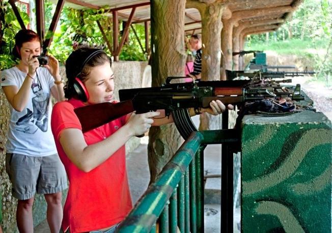 Bắn súng thể thao quốc phòng