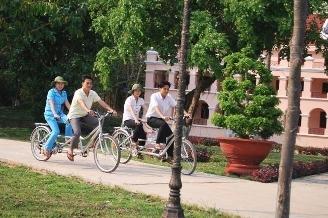 xe đạp đơn đôi