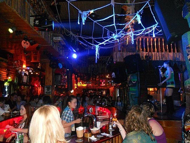 Quán Barocco Bar (ảnh sưu tầm)