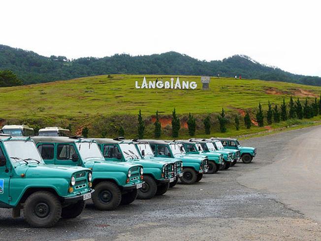 Núi Langbiang - cảnh đẹp Đà Lạt