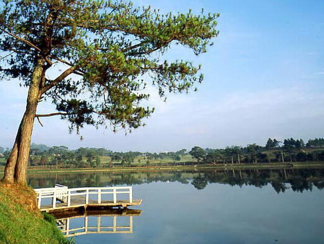 Hồ Xuân Hương - những cảnh đẹp ở Đà Lạt