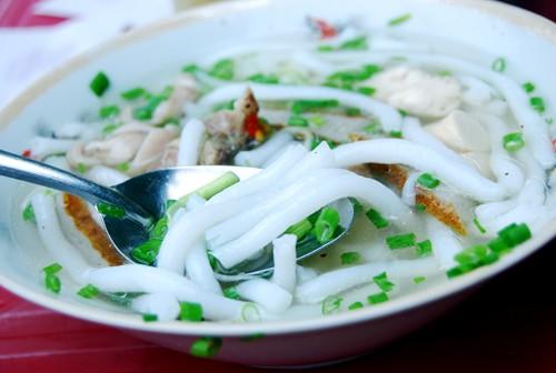Đặc sản Bánh canh Nha Trang