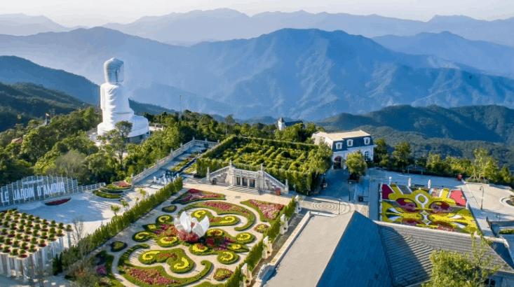 Cảnh đẹp Đà Nẵng: Bà Nà Hills