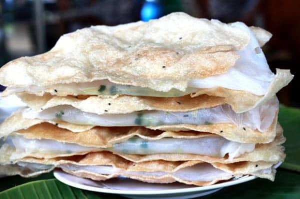 Bánh đập món ngon tại Nha Trang