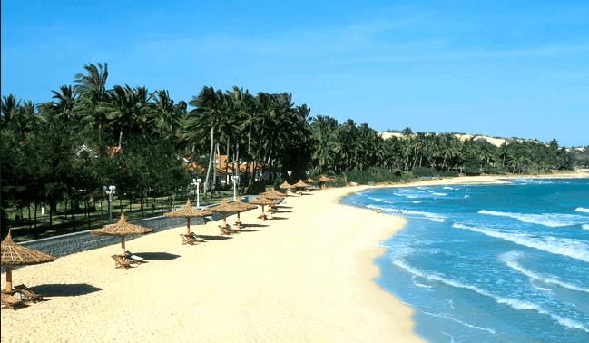 Cảnh đẹp Đà Nẵng: bãi biển Mỹ Khê