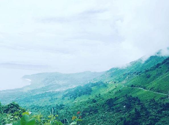 Cảnh đep Đà Nẵng: đèo Hải Vân