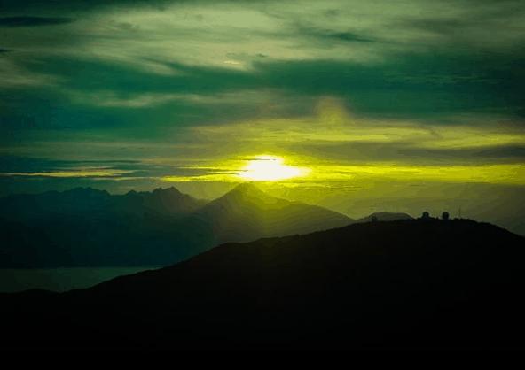 Cảnh đẹp Đà Nẵng: đỉnh Bàn Cờ