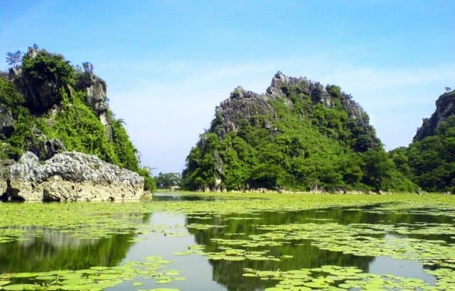 Hồ Quan Sơn (ảnh ST)