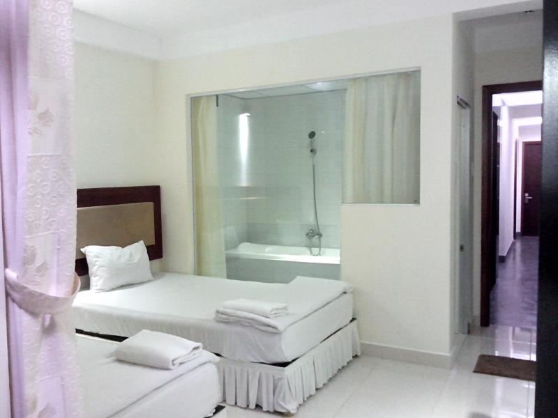 Son And Daughter Guesthouse (Ảnh: ST)