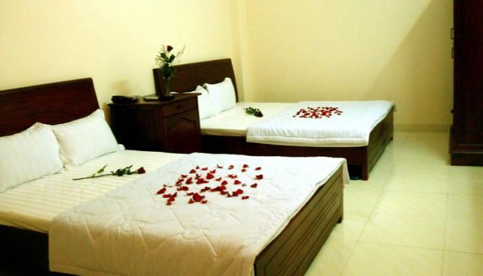 Khách sạn Seaside hotel 2 giá rẻ tại nha trang (Ảnh: ST).