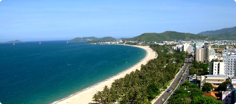 Các tuyển xe khách đến thành phố biển Nha Trang xinh đẹp