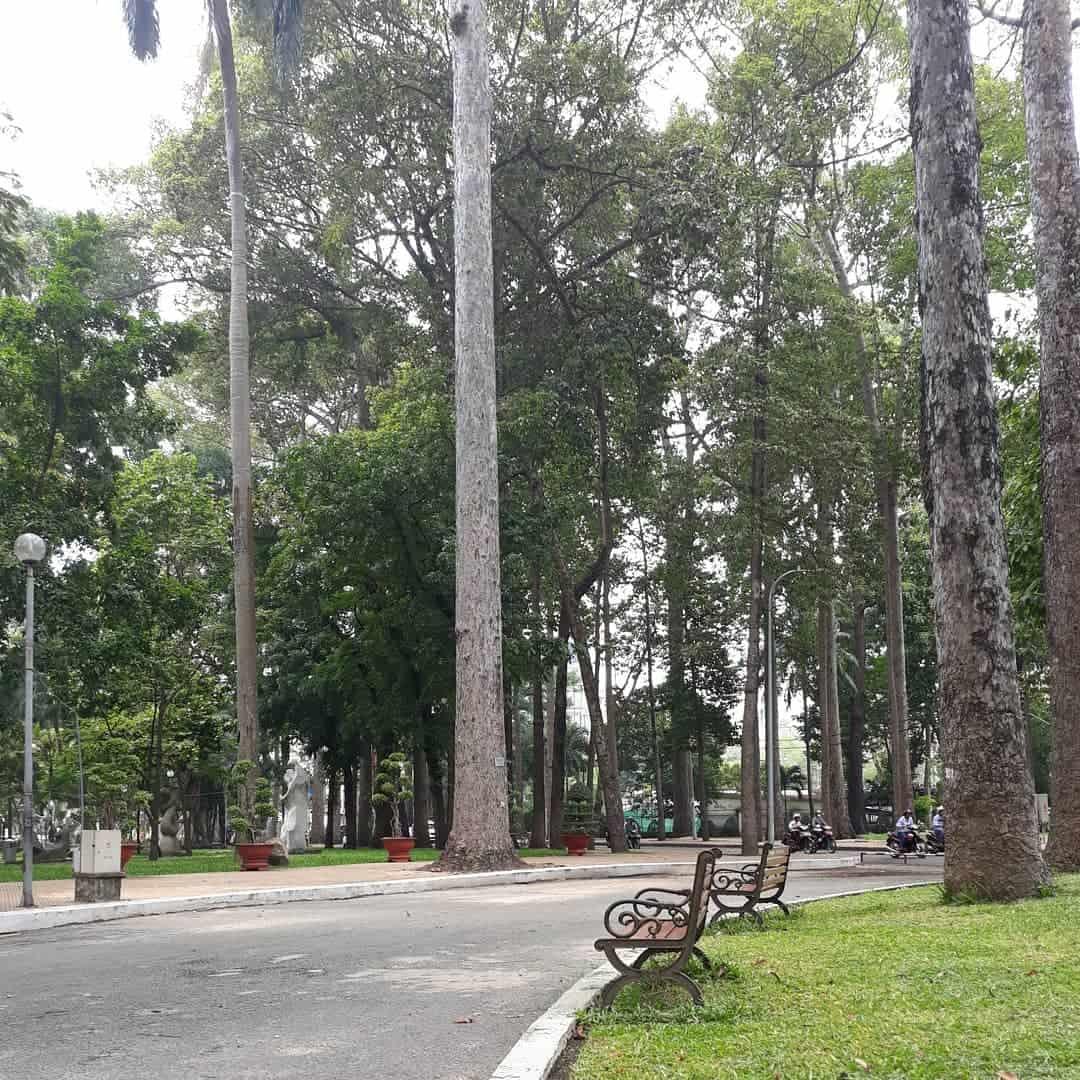 công viên tao đản