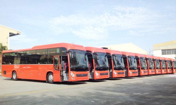 Xe khách đi Hà Nội Nha Trang mới nhất (Ảnh ST)