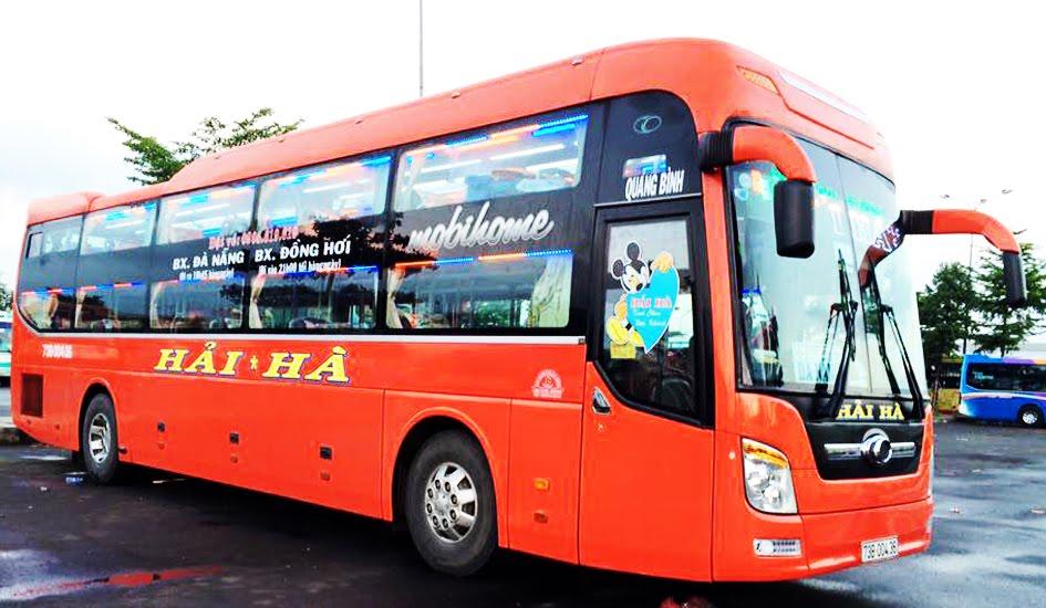 Xe để đến Phong Nha - Kẻ Bàng