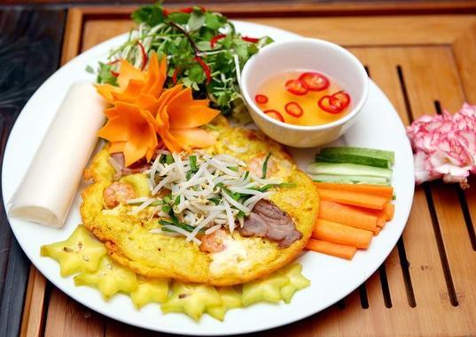 Favorite cake: Da Nang specialties