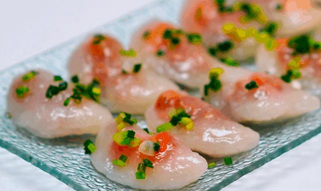 Bánh bột lọc - đặc sản Quảng Bình
