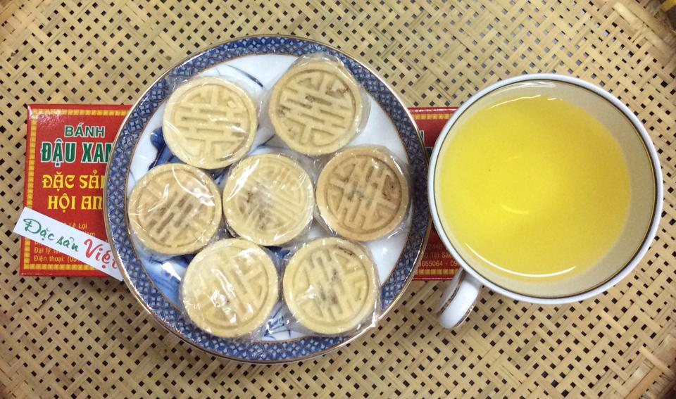 Bánh đậu xanh Hội An- món bánh đặc trưng của Hội