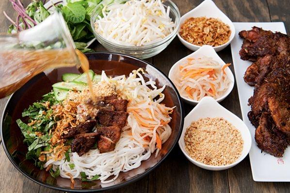 Bun Nuong: Hue specialties