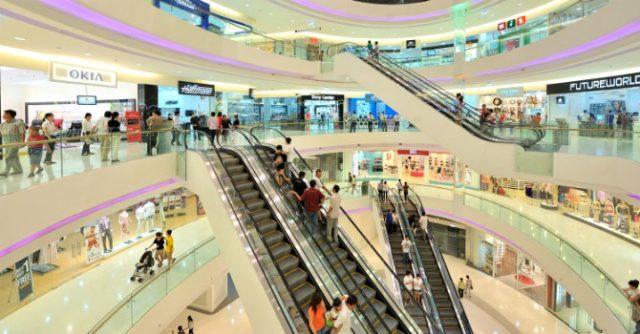 Những trung tâm thương mại hiện đại của Sài Gòn (ảnh ST)