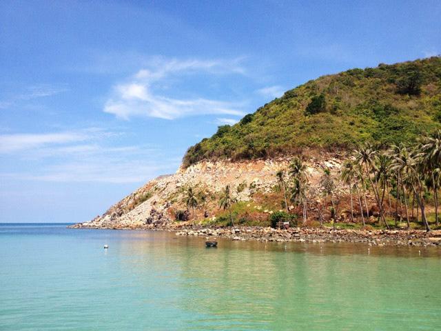 Bãi Chệt – một trong những cảnh đẹp Nam Du bạn không thể bỏ lỡ trong dịp hè này