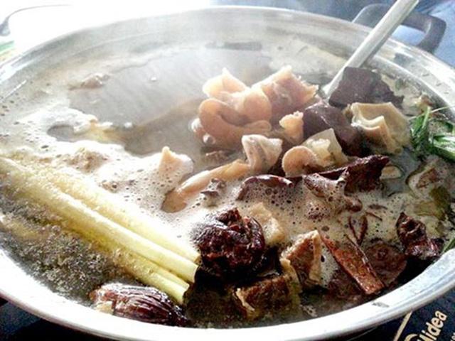Gies bò Tây Sơn- món ngon Bình Định