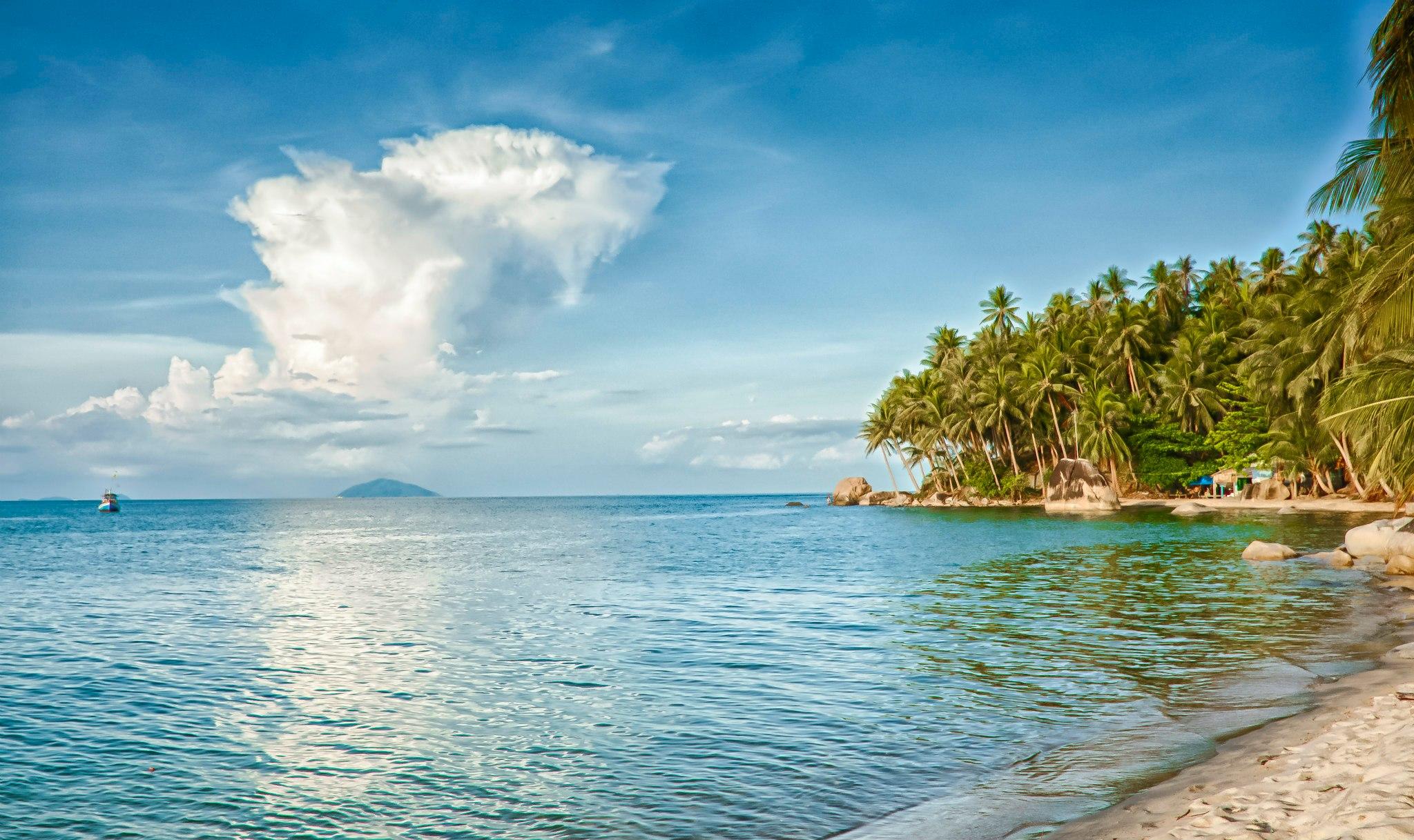Khu du lịch Nam Du đẹp nhất mùa nào?