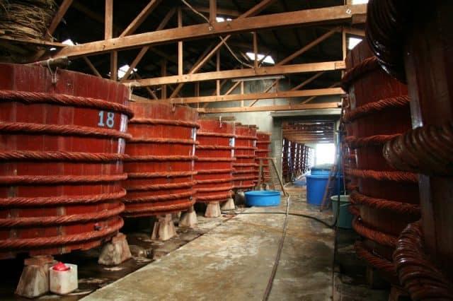 Đặc sản mắm Gành Đỏ Phú Yên