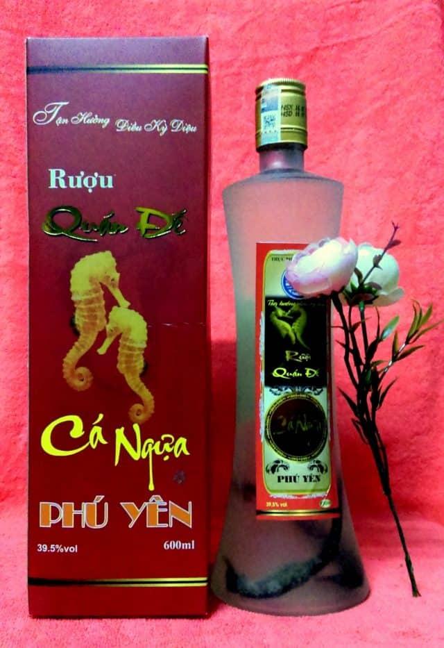 Đặc sản rượu ngon Quán Đê của Phú Yên