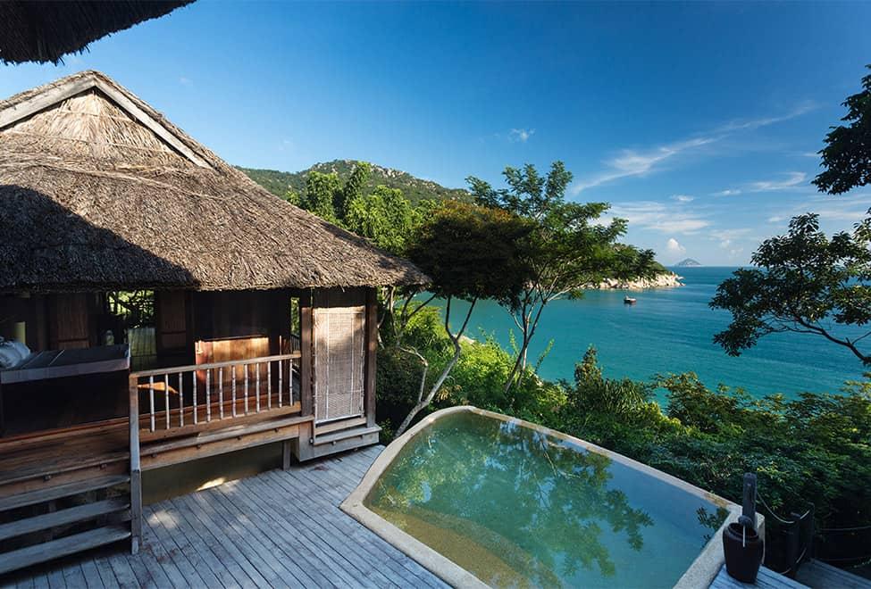 Khu resort thiên nhiên Vịnh Ninh Vân Nha Trang