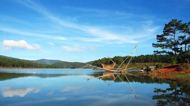 Địa điểm du lịch Đà Lạt - Hồ Tuyền Lâm