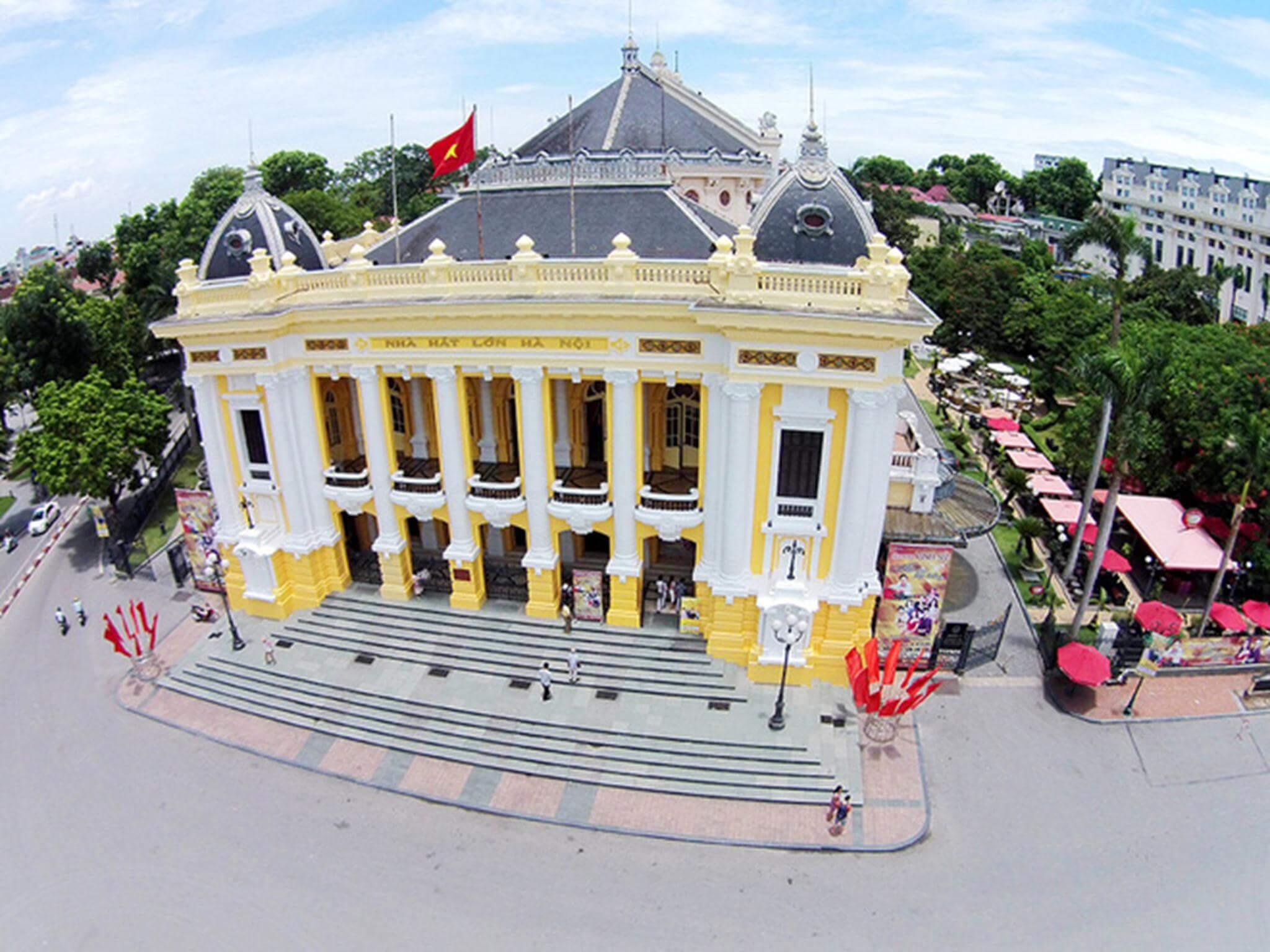 Địa điểm du lịch nổi tiếng ở Hà Nội