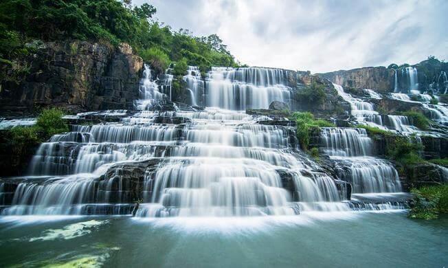 Địa điểm du lịch Đà Lạt - Thác Pongour