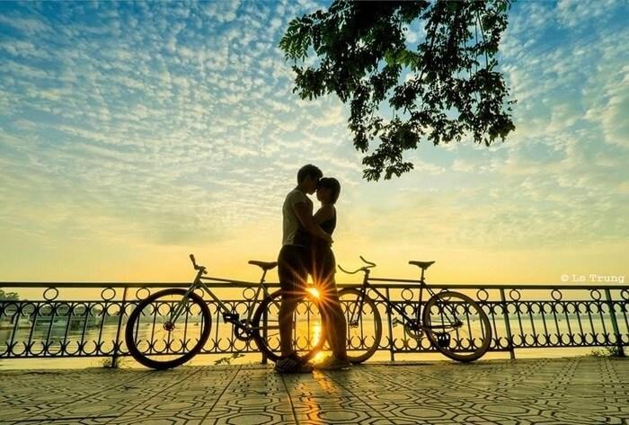 Hồ tây điểm đến thú vị ở Hà Nội vào cuối tuần