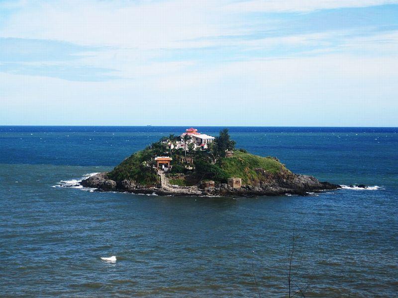 Điểm du lịch hòn đảo nhỏ ở Vũng Tàu (Nguồn sưu tầm)