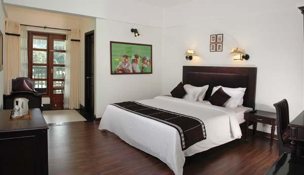 Phòng của khách sạn Silver Sil Hotel & Spa Hotel được trang trí nhã nhặn