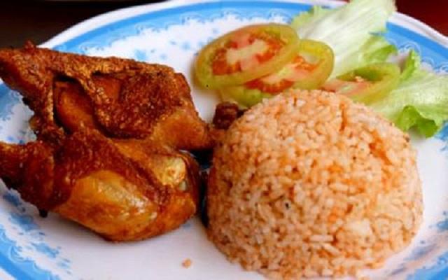 Ẩm thực Đà Nẵng: cơm gà Đà Nẵng