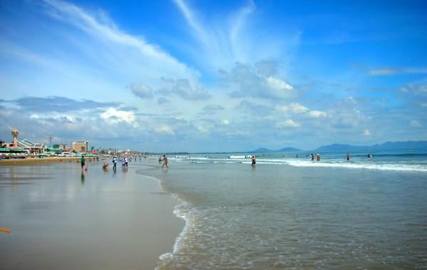 Biển Long Hải là điểm du lịch đẹp gần Sài Gòn