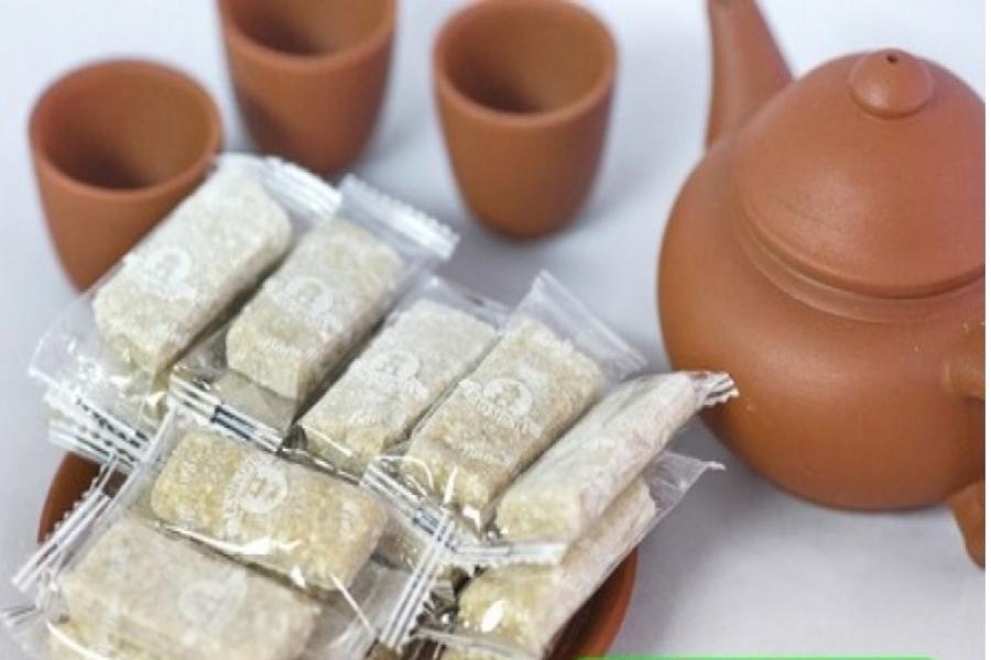Mua quà ở thanh hóa: Chè Lam Phủ Quảng