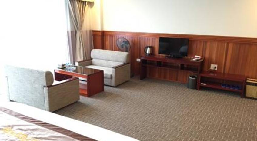 Khách sạn Vinh Plaza Hotel