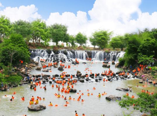 Khu du lịch sinh thái Thác Giang Điền - Điểm đến nổi tiếng gần Sài Gòn