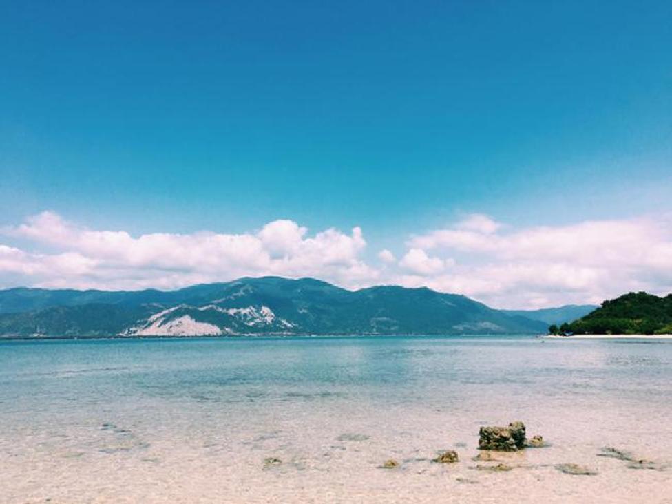 Du lịch đảo Điệp Sơn với con đường đi bộ giữa biển độc đáo 7