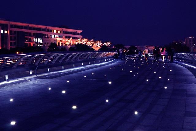 Những địa điểm đẹp ở sài gòn về đêm